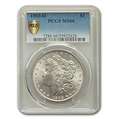 1903 O Morgan Dollar MS-66 PCGS $1 MS-66 PCGS