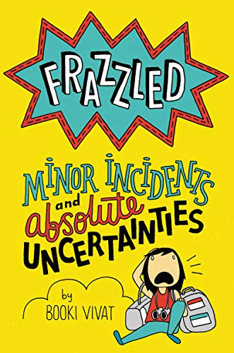 Frazzled #3: Minor Incidents and Absolute Uncertainties by HarperCollins (Image #1)