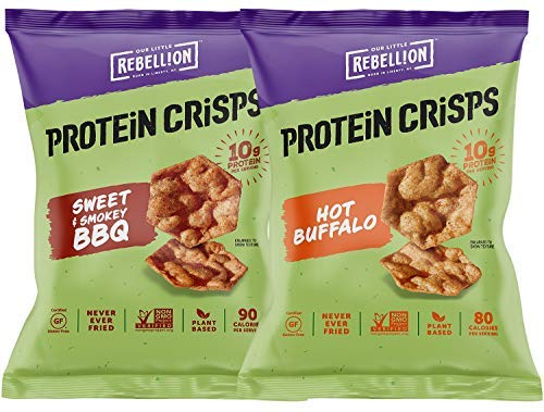 Top 10 protein chips hot buffalo for 2019