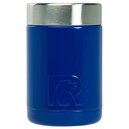 a22d541e758 Amazon.com: RTIC Double Wall Vacuum Insulated Can (Royal): Kitchen & Dining