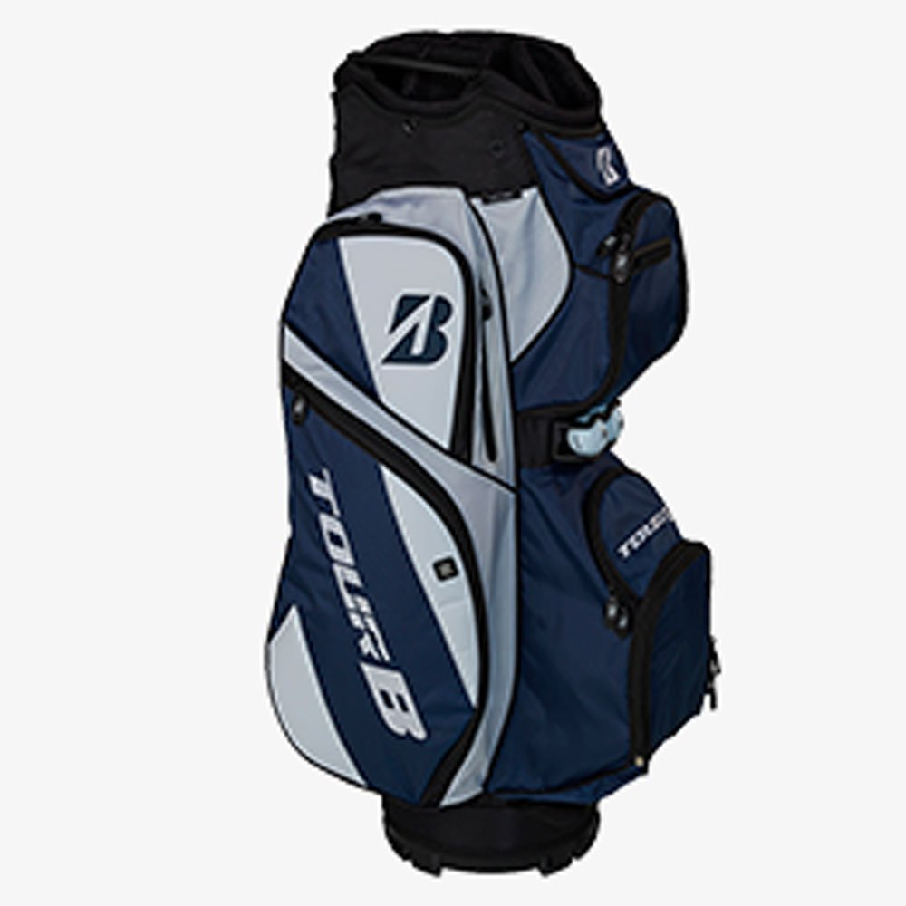 Bridgestone bolsa de Golf 2018 azul marino/blanco: Amazon.es ...