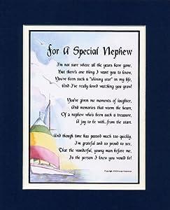 Amazon Com A Birthday Or Graduation Gift Present Poem For