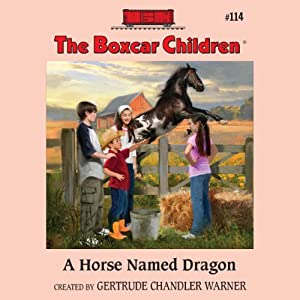 A Horse Named Dragon Audiobook