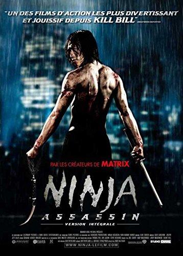 Ninja Assassin Notice Movie (2009) French Style B 11 x 17 Inches - 28cm x 44cm (Naomie Harris)(Randall Duk Kim)(Sung Kang)(Shower)(Rick Yune)(Ben Miles)(Togo Igawa)
