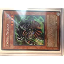 Yu-Gi-Oh! - Exodia Necross (MC2-EN003) - Master Collection Volume 2 - Limited Edition - Secret Rare by Yu-Gi-Oh!