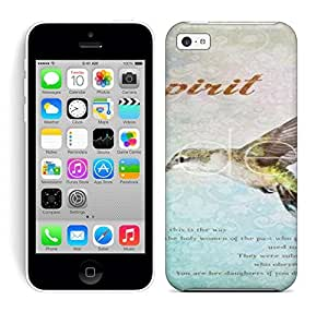 Special Lauragroff03 Skin Case Cover For Iphone 5c, Popular Gentle And Quiet Spirit Phone Case