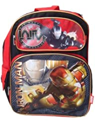 Iron Man 3 War Machine 16 Large Backpack