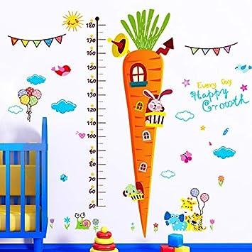 Amazon.com Sykdybz Height Measurement Height Ruler Nursery