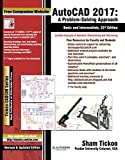 img - for AutoCAD 2017: A Problem-Solving Approach, Basic and Intermediate book / textbook / text book