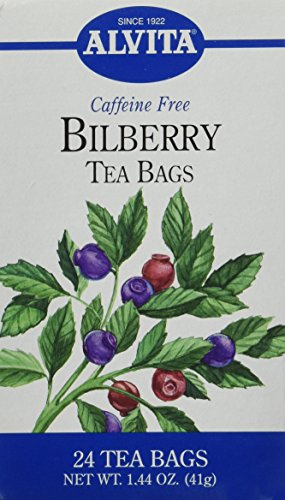 Alvita ALV 00369 BILBERRY TEA BAGS product image