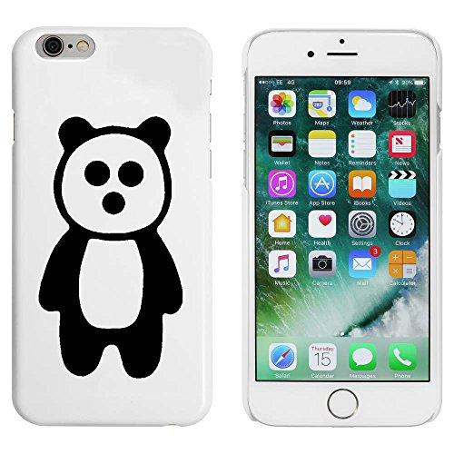 Weiß 'Netter Panda' Hülle für iPhone 6 u. 6s (MC00088423)