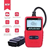 [2018 Upgraded] Manfiter OBD2 Scanner Auto Car OBDii 2 Code Reader CAN Diagnostic Scan Handheld Tool Check Engine Light Trouble Codes Vehicle