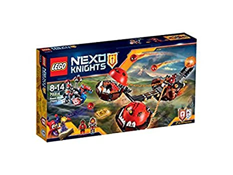 LEGO - Carro del Caos del Maestro de Las Bestias (70314)