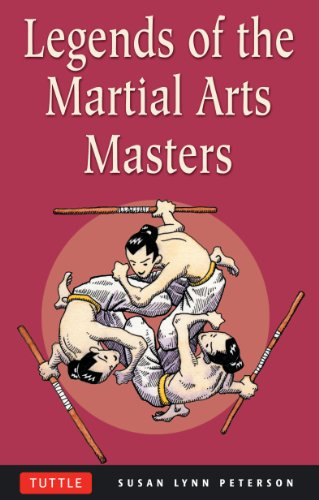 Legends of the Martial Arts Masters (Best Martial Arts For Kids)