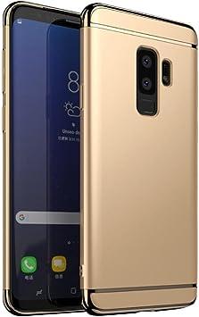 Culater® Funda Samsung Galaxy S9 Plus, Cubierta Rígida Ultrafina Galvanizar Cover Protectores Carcasas para Samsung Galaxy S9 Plus 6.2inch (Oro): Amazon.es: Electrónica