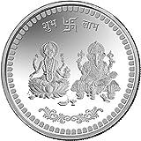 MMTC-PAMP 20 GM. GANESH LAKSHMI JI SILVER(999) COIN WITH CAPSULE PACKING