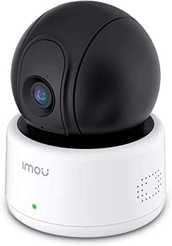 Opinión sobre Imou Cámara de Vigilancia Interior Visión Nocturna, Cámara IP WiFi con Detector de Movimiento, Audio Bireccional, Compatible con Amazon Alexa/Google Home (Ranger)