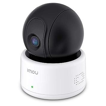 Imou Cámara IP WiFi 1080P, Cámara de Vigilancia Interior, Cámara de Seguridad Alarma App Control con Visión Nocturna, Detección de Movimiento, Audio ...