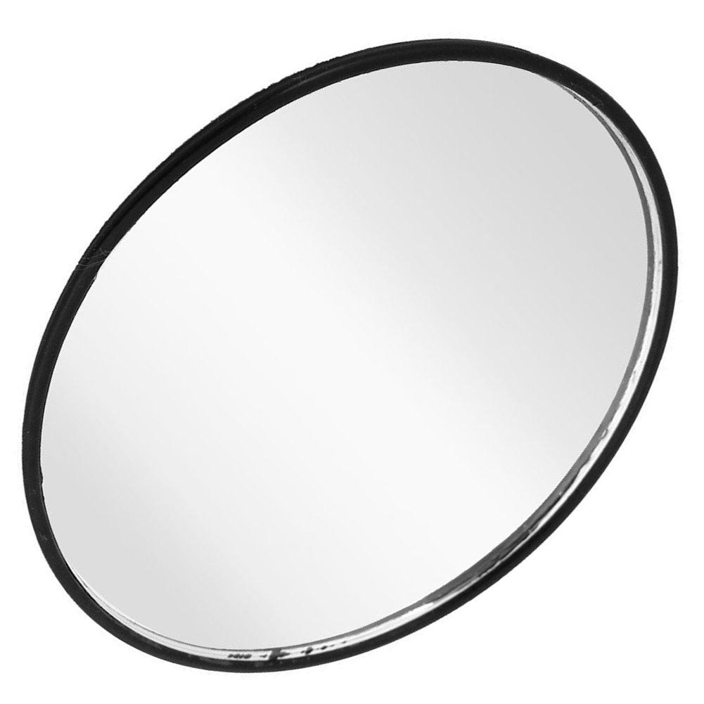 TOOGOO R 95mm OD klebend rund Konvex Ruecksicht Rueckspiegel Spiegel Seitenspiegel
