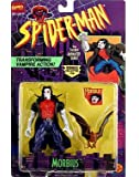 """SPIDER-MAN ANIMATED SERIES """"MORBIUS"""" WITH TRANSFORMING VAMPIRE ACTION"""