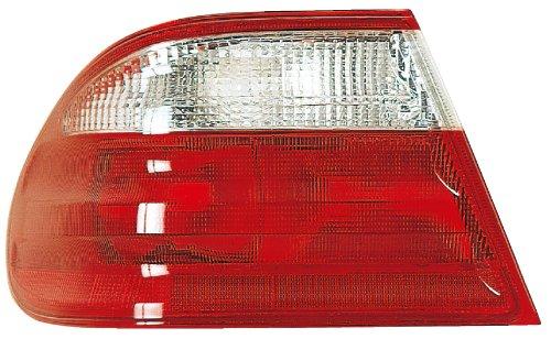 Eagle Eyes BZ044-U100R Mercedes-Benz Passenger Side Rear Lamp Lens and Housing