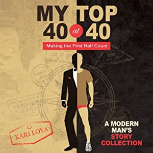 My Top 40 at 40 Audiobook