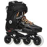 Rollerblade Men's Twister 80 Skates Black 28.5