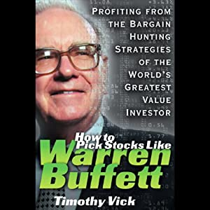 How to Pick Stocks Like Warren Buffett Audiobook
