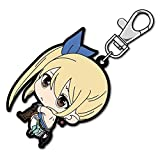 Theater Edition FAIRY TAIL Tousen CRY-Lucy ''bocce-Kun'' rubber mascot