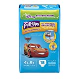 Health & Personal Care : Pull-Ups Learning Designs Potty Training Pants for Boys, 4T-5T (38-50 lb.), 18 Ct. (Packaging May Vary)