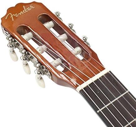 Fender FC-1 guitarra clásica: Amazon.es: Instrumentos musicales