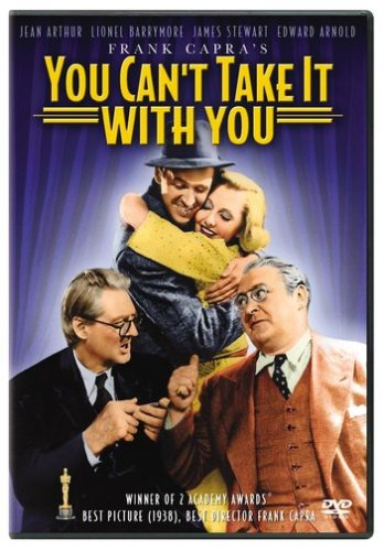 you can t take it with you movie
