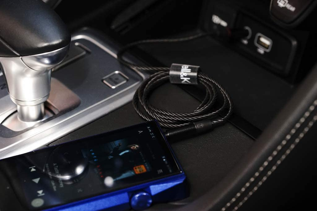 Astell/&Kern Hi-Fi Stereo Auxiliary Cable