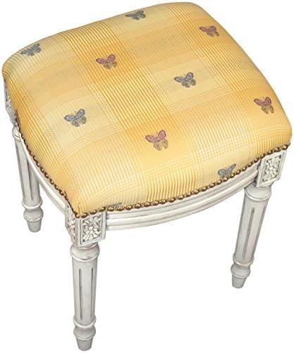 SketchONE Upholstered Vanity Stool