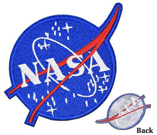 NASA Space Program Vector Patch Custom Jacket Backpack Hat S