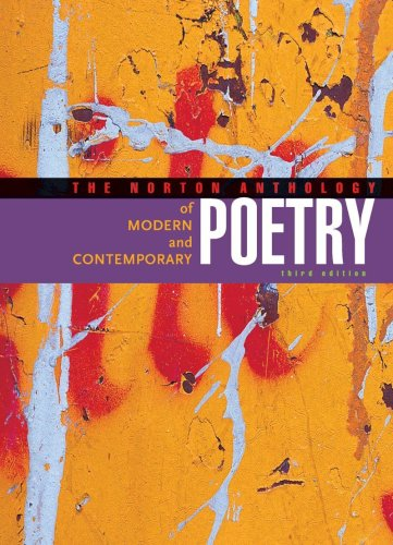 Norton Anthology Of Modern & Cont Poetry (Set Vol 1 & Vol 2)