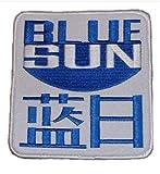 Firefly / Serenity Movie BLUE SUN Logo PATCH