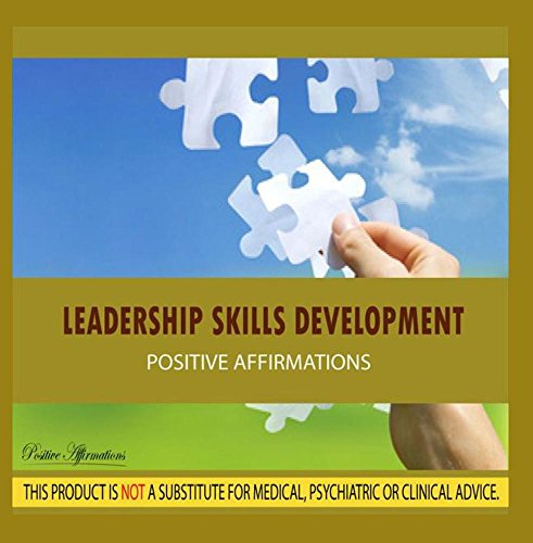 Price comparison product image Leadership Skills Development - Affirmations
