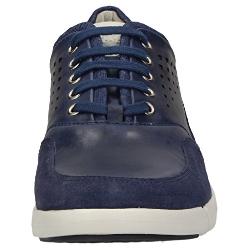 Sioux Herren Sneaker Rumo Blau