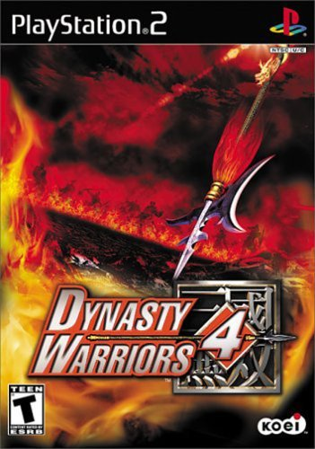 (Dynasty Warriors 4 (PS2) by Koei)