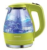 1.59-qt. Electric Tea Kettle Color: Green thumbnail