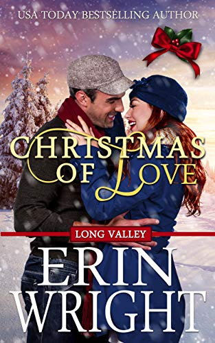 Christmas of Love: A Holiday Western Romance Novella (Long Valley Romance Book 5)