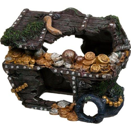 Penn Plax RR849 Treasure Chest Large B0002DJGAU