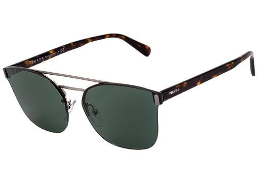 41726de7aa1d0 wholesale prada pr67ts sunglasses matte brown w green 63mm lens vix3o1  spr67t pr 67ts spr 67t