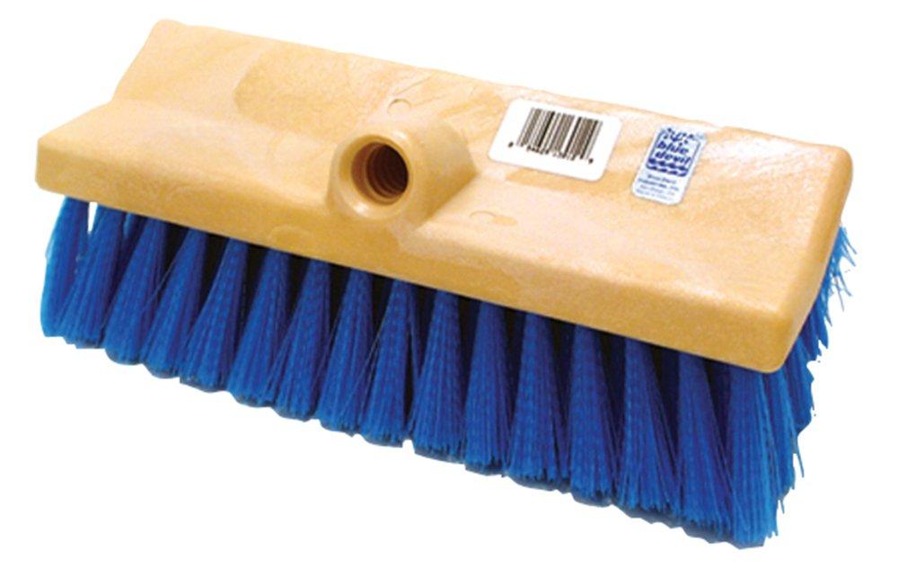 Blue Devil B3012 Deck and Acid Brush, 10-Inch by Blue Devil