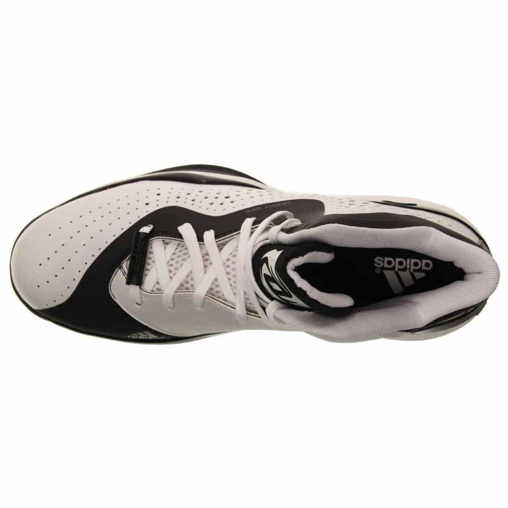 Adidas D Rosa 773 Iii Herren-Basketball-Schuh Herren-Basketball-Schuh Herren-Basketball-Schuh 11 Aluminium-schwarz-weià B00L4FS6U6  2cfe5c