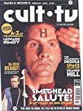 Cult TV Magazine February 1998 (TV Red Dwarf Cover)