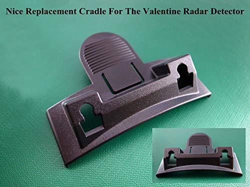 (VSCL Plastic Replacement Cradle Mount for Valentine V1 Radar)