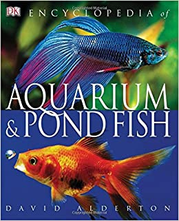 Encyclopedia of aquarium pond fish david alderton for Amazon fish ponds