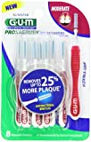 Gum Gum Go-Betweens Proxabrush Cleaners Moderate Pack of 3